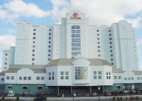 Hotel Hilton Ocean City Oceanfront Suites