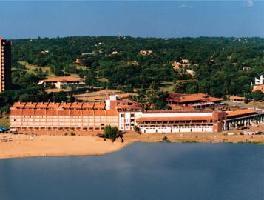 Hotel Casino Yacht Y Golf Club Paraguayo