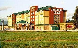 Hotel Sandman  Calgary Airport